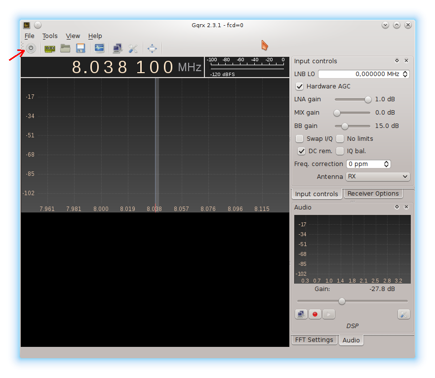 Practical tricks and tips – Gqrx SDR